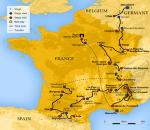Leje Autocamper Frankrig – Tour De France 2017