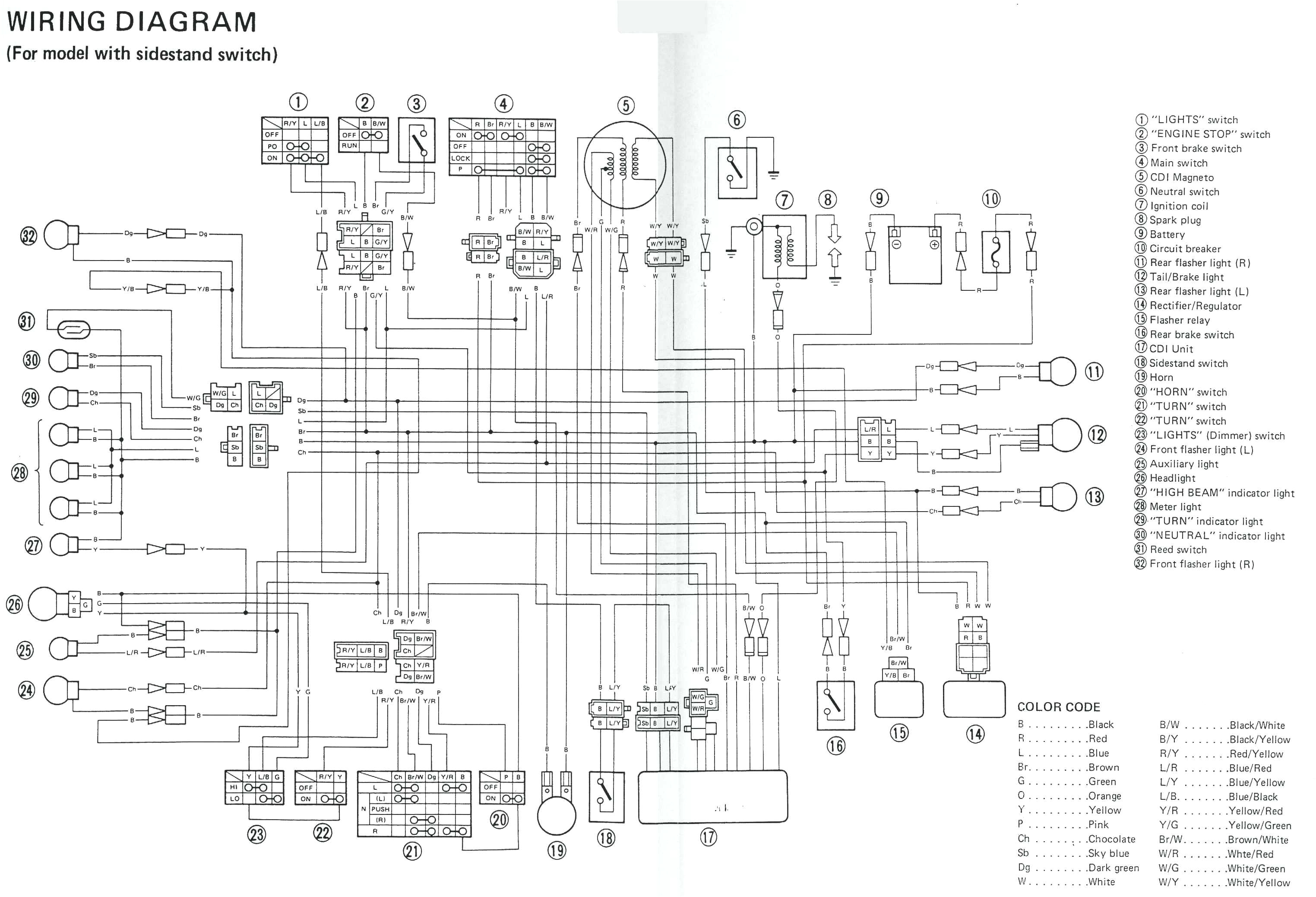 703 Yamaha Remote Control Wiring Diagram Collection