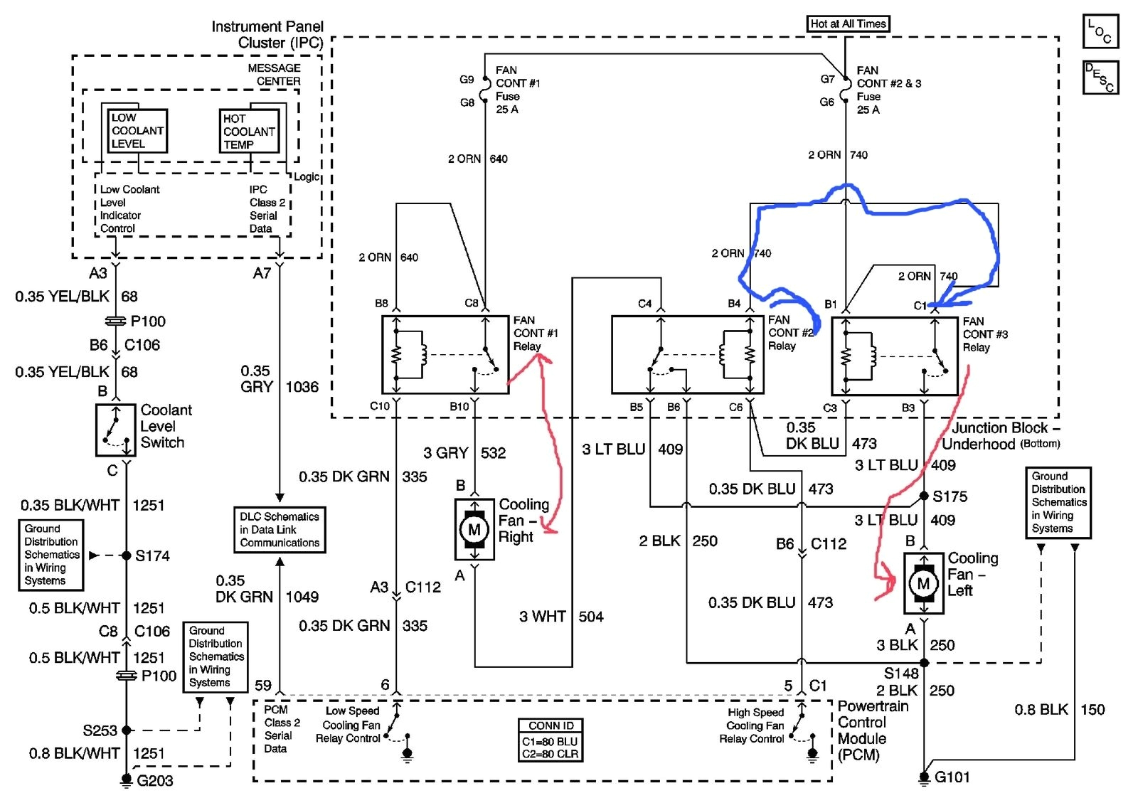 Chevy Malibu Fuel Pump Wiring Diagram