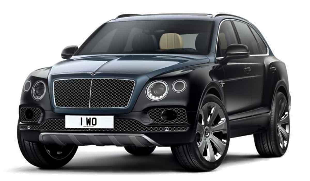 2023 Bentley Bentayga