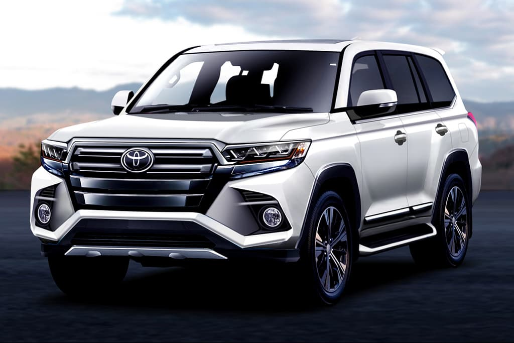 toyota landcruiser 300 series