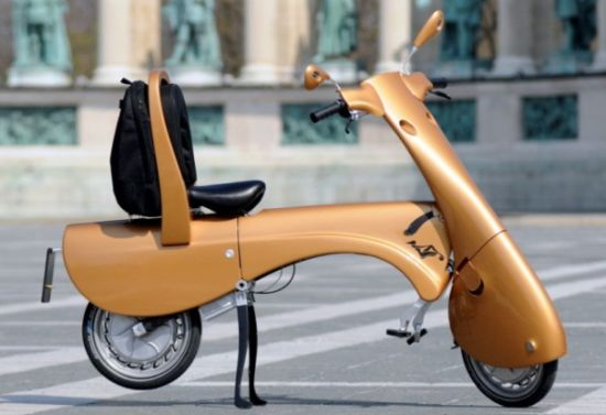 Antro Group Moveo folding electric scooter 1