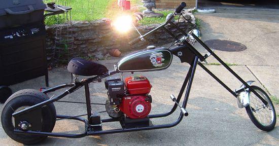 DIY motorbike  1 - Copy