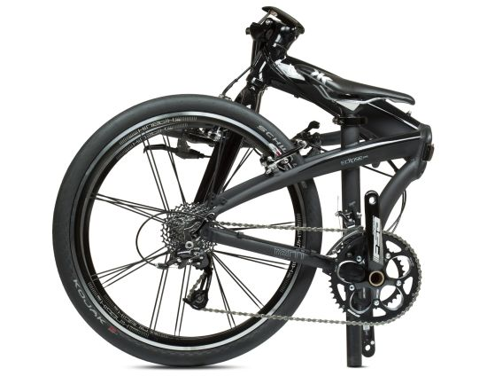 Tern Eclipse X20 folding bike 3
