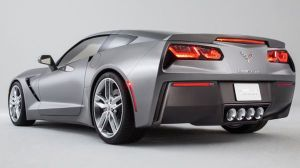 2014-Chevrolet-corvette-Stingray-rear-three-quarters