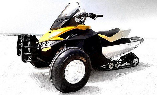 Sand-X ATV