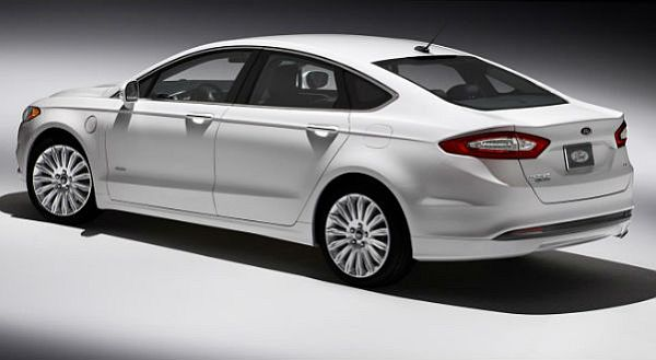 Ford's Hybrid Fusion