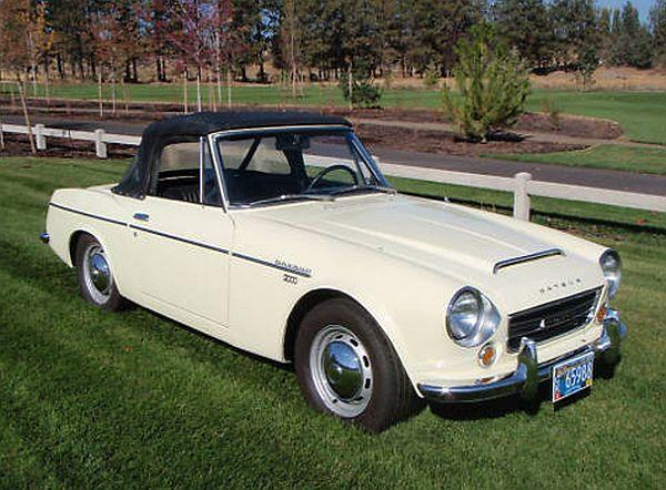 1967 Datsun 2000 Convertible