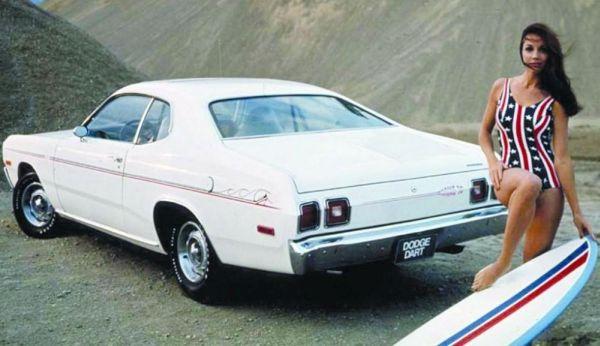 1974- 76 Dodge Dart Sport 360