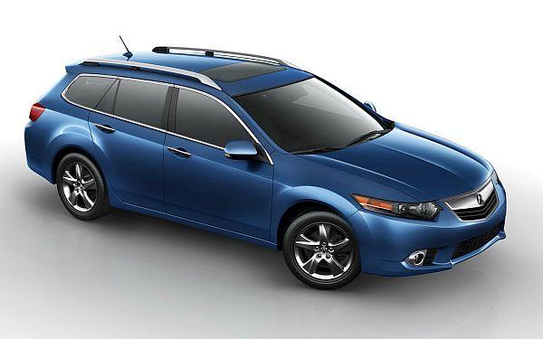 Acura TSX Sports Wagon