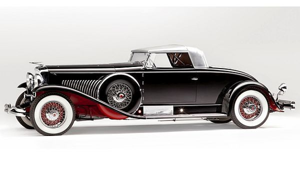 1931 Duesenberg Model J Coupe