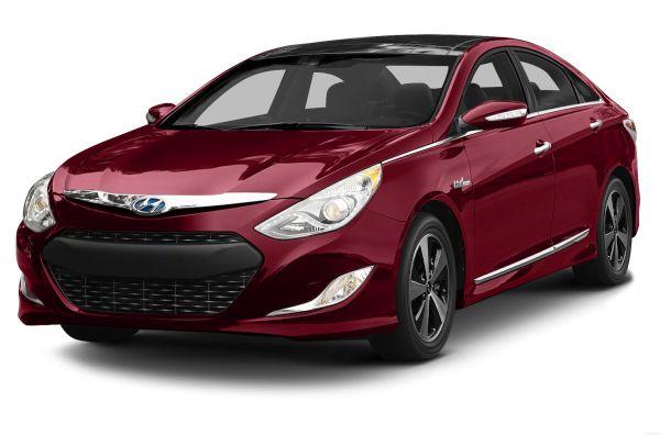 Hyundai Sonata Hybrid,