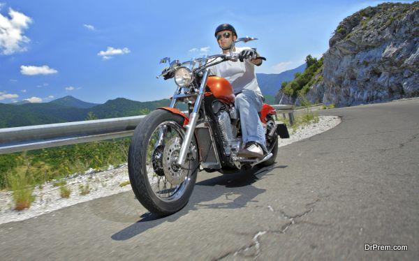 Motorcycle riding (2)