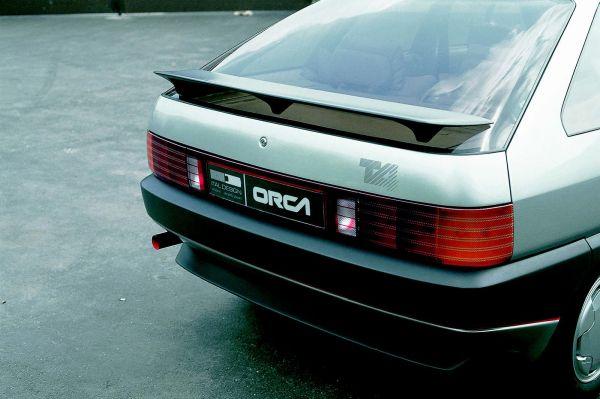 1982 Lancia Orca