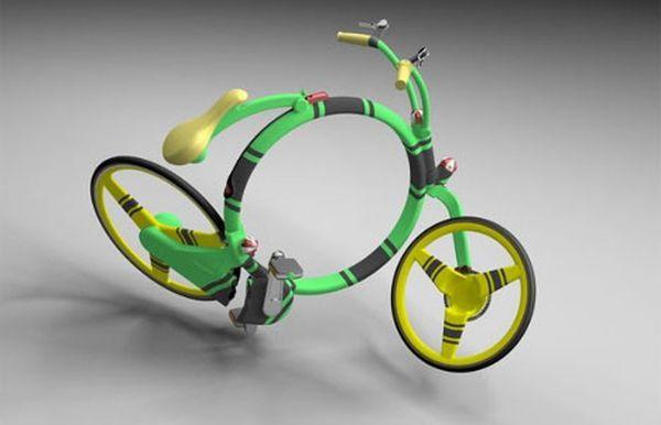 Locust bicycle