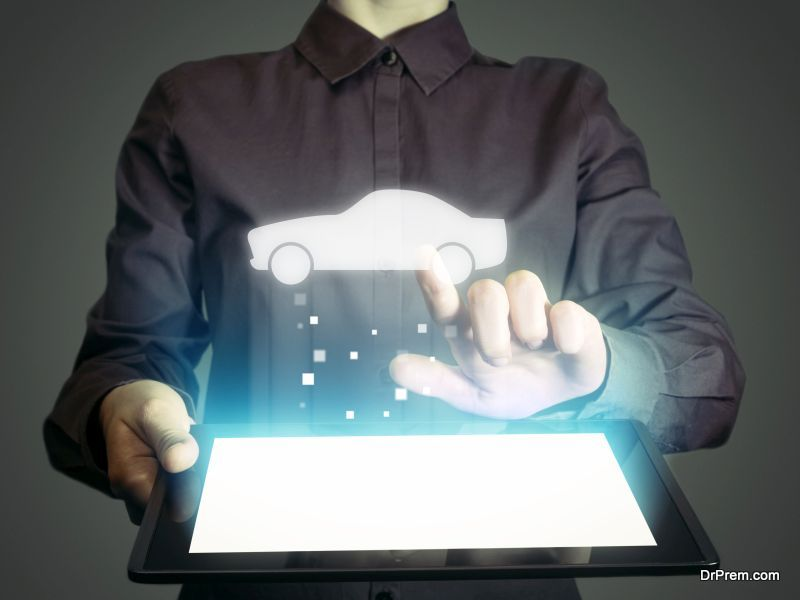 Online Automotive Database