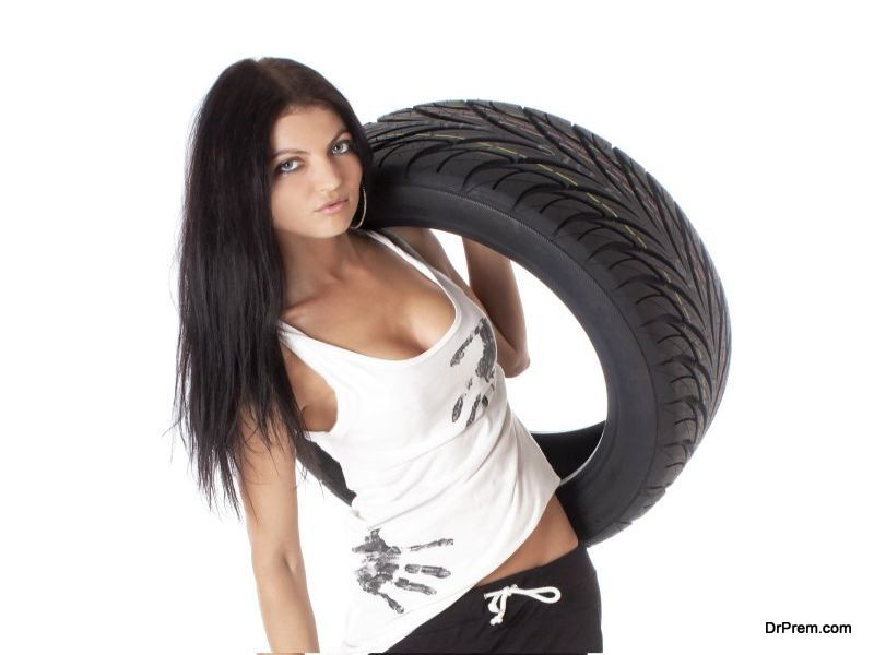 A-spare-tyre