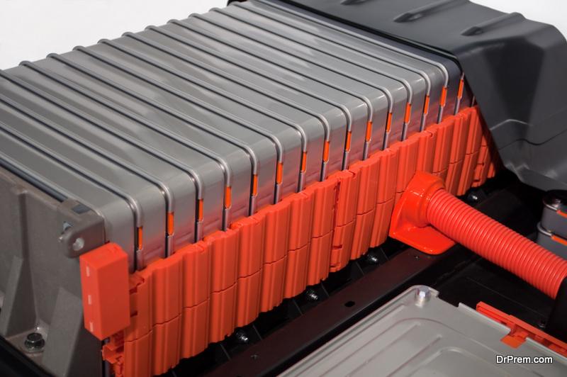 developments in battery technology