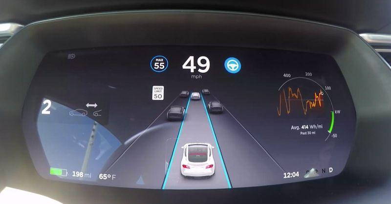 Tesla's enhanced autopilot feature (1)
