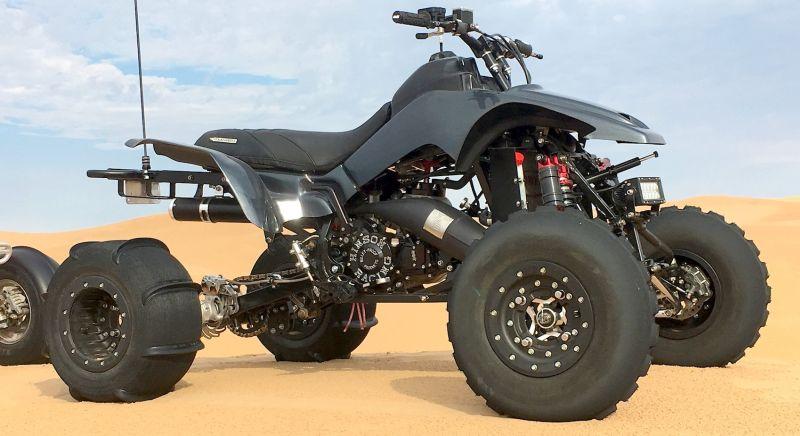 Honda TRX250R