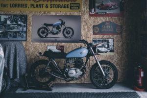 Motorcycle Storage - Auto Classica Storage