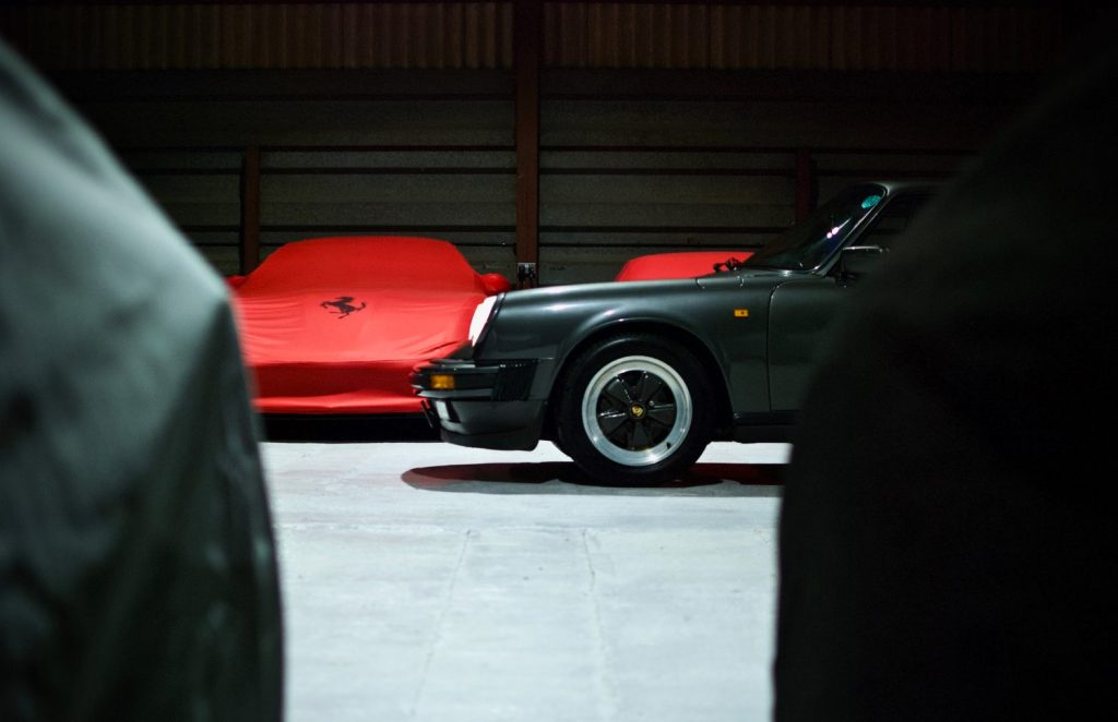 Why Choose a Car Storage Facility - Porsche 911 and Ferrari