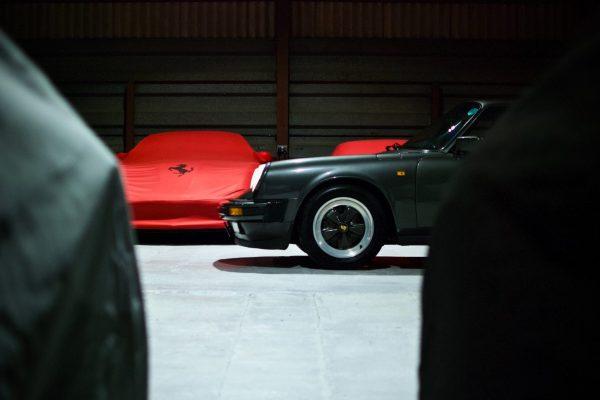 Why Choose a Car Storage Facility - Porsche 911 and Ferrari