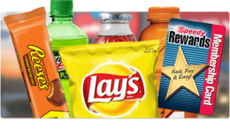 Speedy Rewards Customer Loyalty Program