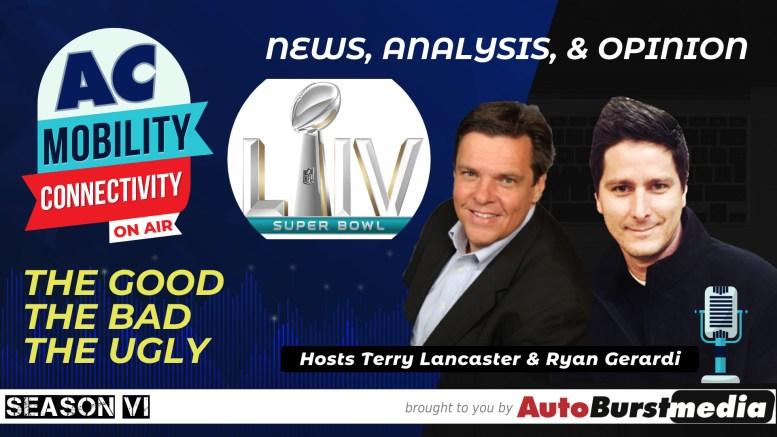 Super Bowl 54 w/ Ryan Gerardi and Terry Lancaster