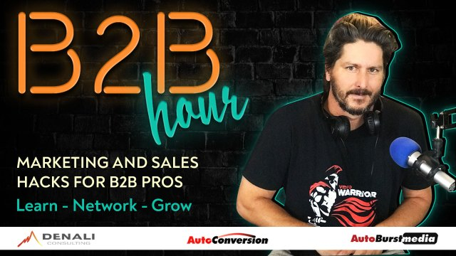 B2B Hour on AutoConversion with Ryan Gerardi