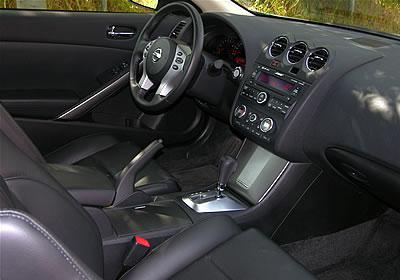 Nissan Altima Coup 2008 A Prueba