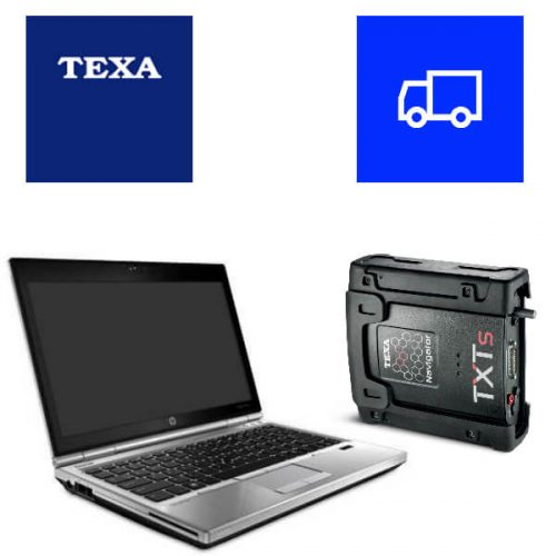 Texa Commercial PC Package