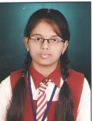 Trunika Mishra 99 in Science