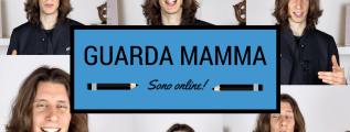 Guarda mamma, sono online!