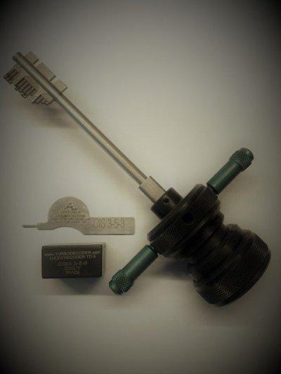 Cisa 3-5-3 Automatic DECODER