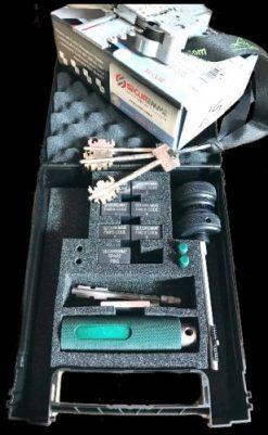 Securemme securmap opening kit