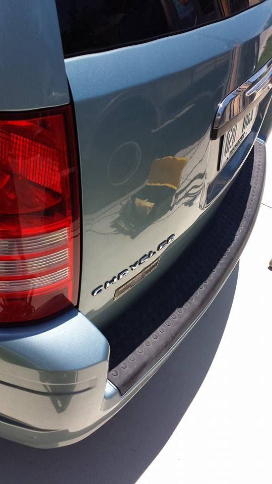 Finished after our Paintless Dent Repair Process