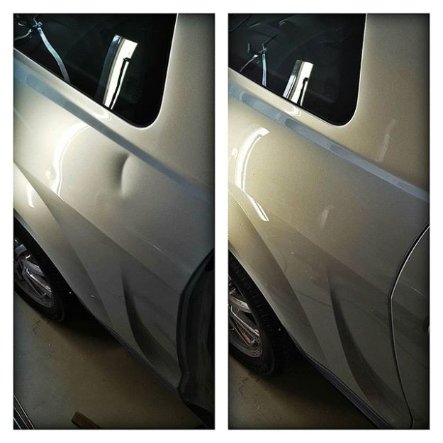 Mustang Dent Repair