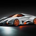 Design History Lamborghini Egoista Auto Design