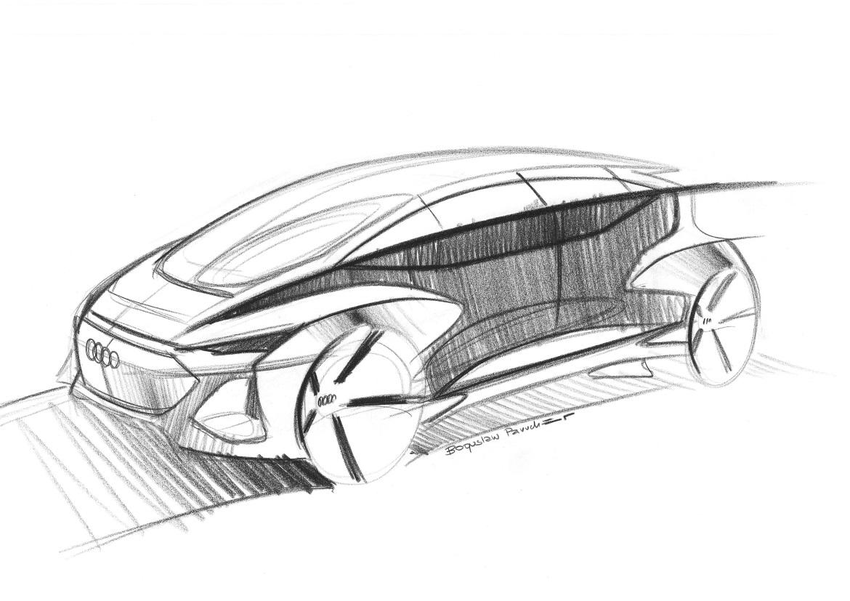 Audi Ai Me Autonomous Driving Future