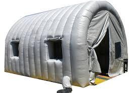 Inflatable Mobile Garage Workshop Pic 1