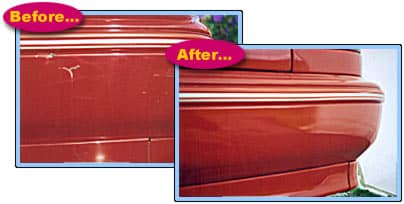 Paint Chip Scratch Repair