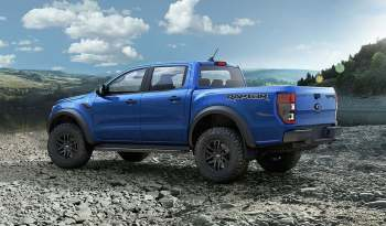 FORD RAPTOR 2020 full