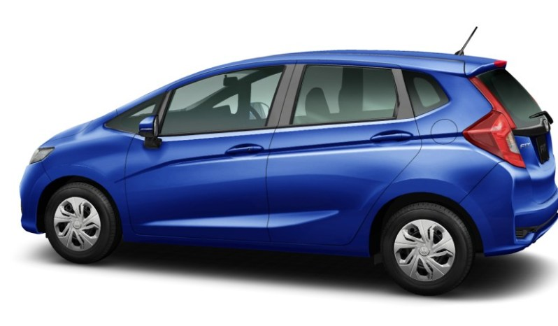 HONDA FIT HYBRID GP5 L GRADE full