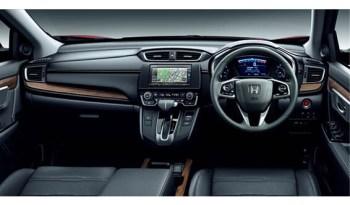 HONDA CR-V EX MASTERPIECE 2020 full