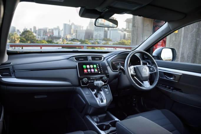 HONDA CR-V VTI-S 4WD 2020 full