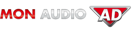 Logo MON AUDIO AD