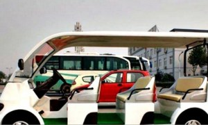 Fulu Gasoline Tourism Car