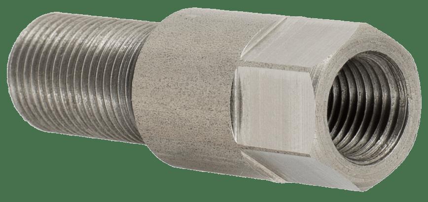 Adaptor M14 x 1.25 deep reach