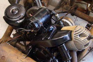 gas engine clean & painted | Auto Education 101